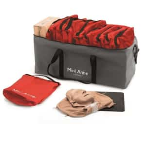 Laerdal Mini Anne Plus kit